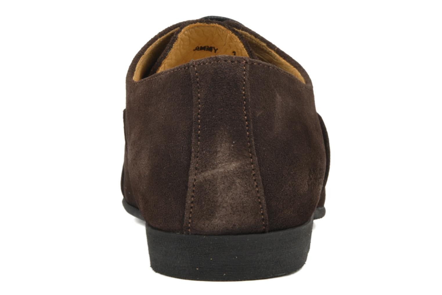 Jimmy 1 Suede Brown