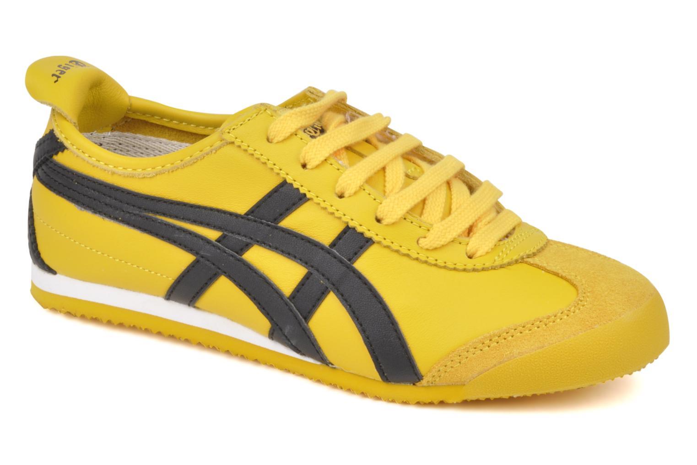 asics tiger uomo gialle
