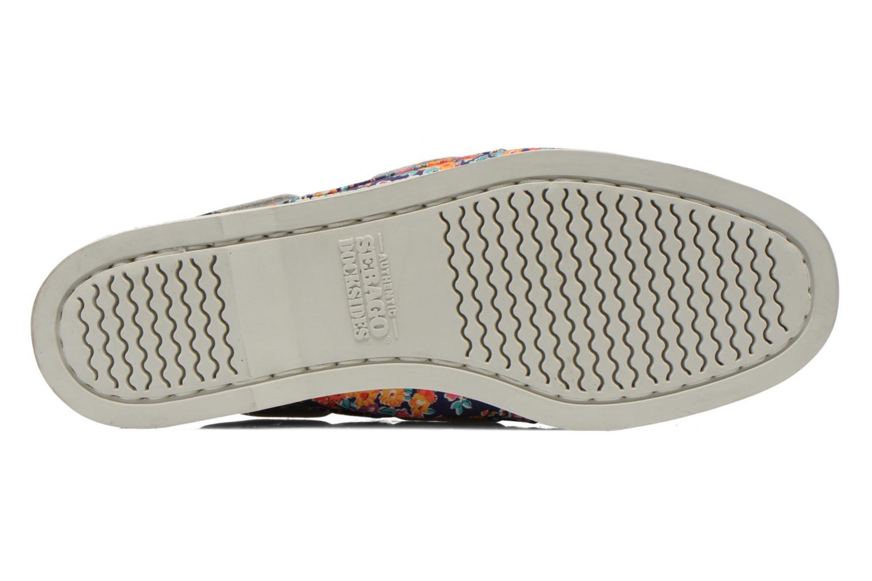 Chaussures à lacets Sebago Docksides W Multicolore vue haut
