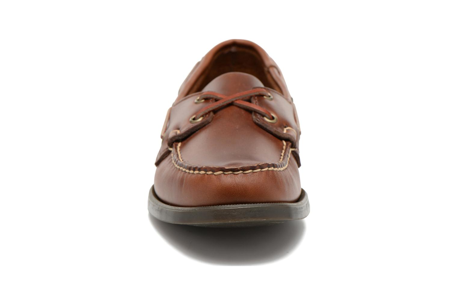 Docksides M Brown