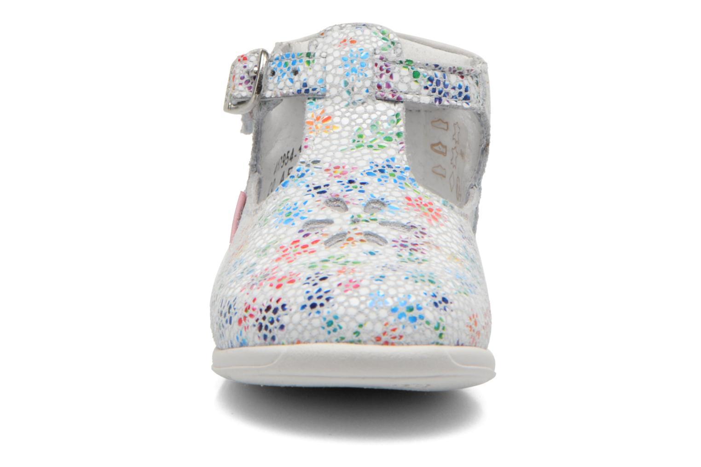 Bottines d'été Aster Odjumbo Multicolore vue portées chaussures