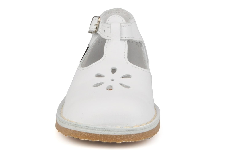 Sommerschuhe Aster Bimbo weiß schuhe getragen