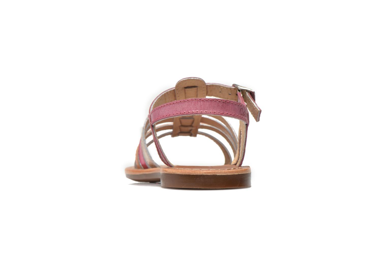 Sandalen Aster Vibride Roze rechts