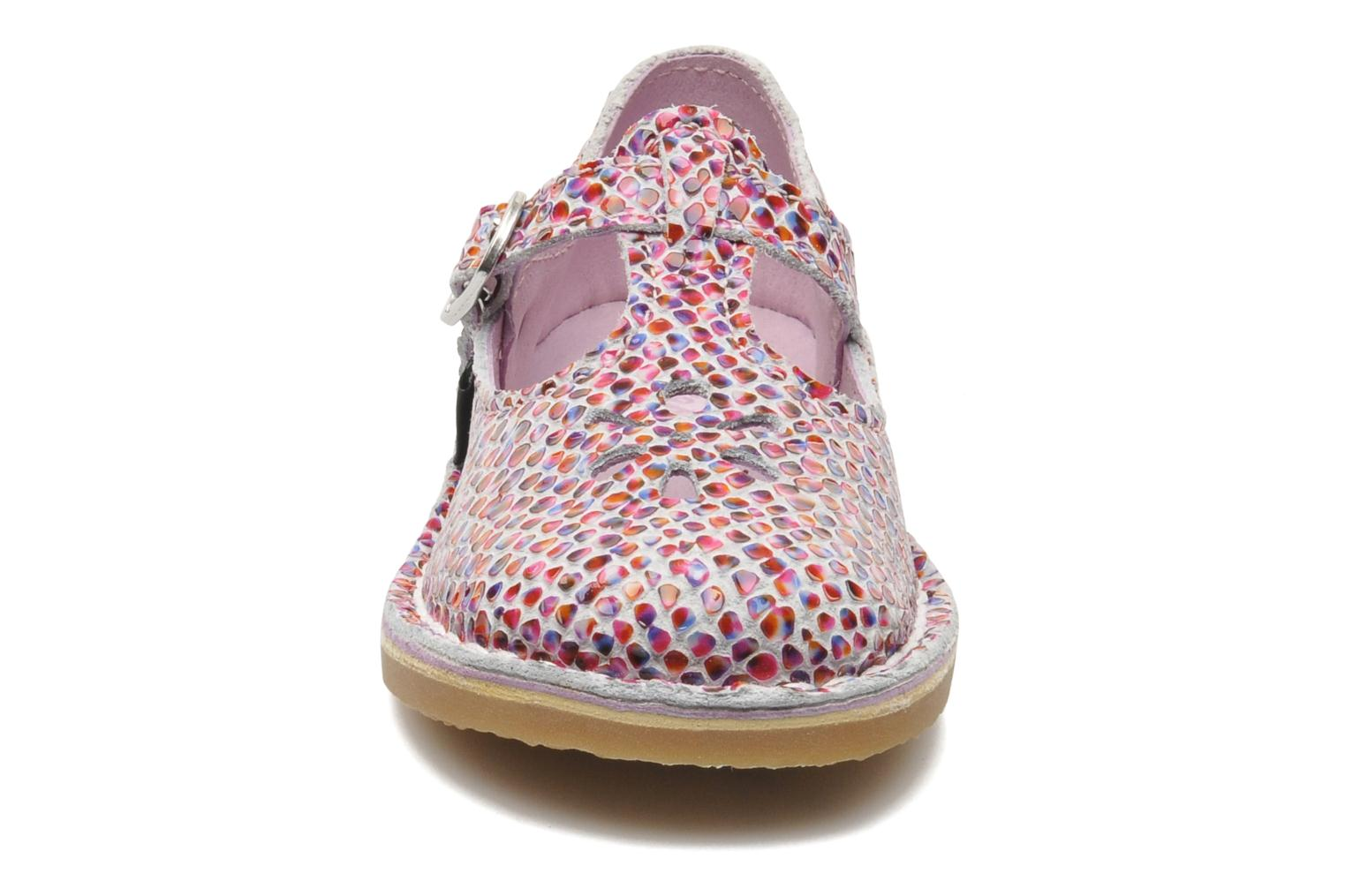 Ballerina's Aster Dingo Multicolor model