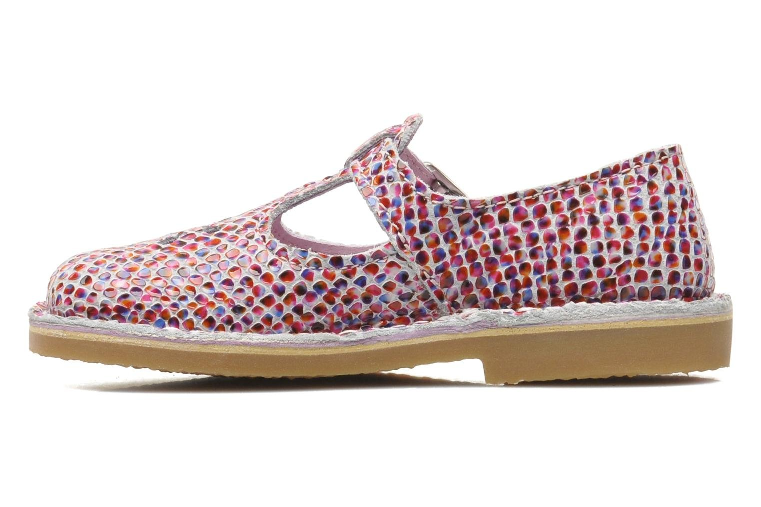 Ballerines Aster Dingo Multicolore vue face