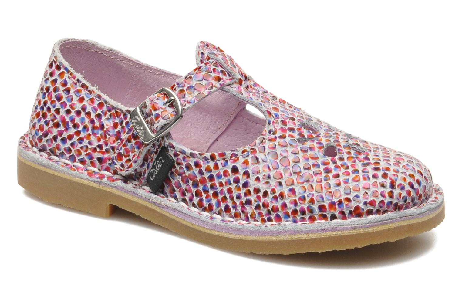 Ballerines Aster Dingo Multicolore vue détail/paire