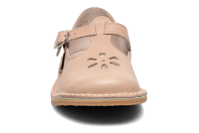 Ballerinas Aster Dingo beige schuhe getragen