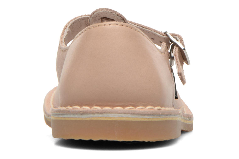 Ballerina's Aster Dingo Beige rechts