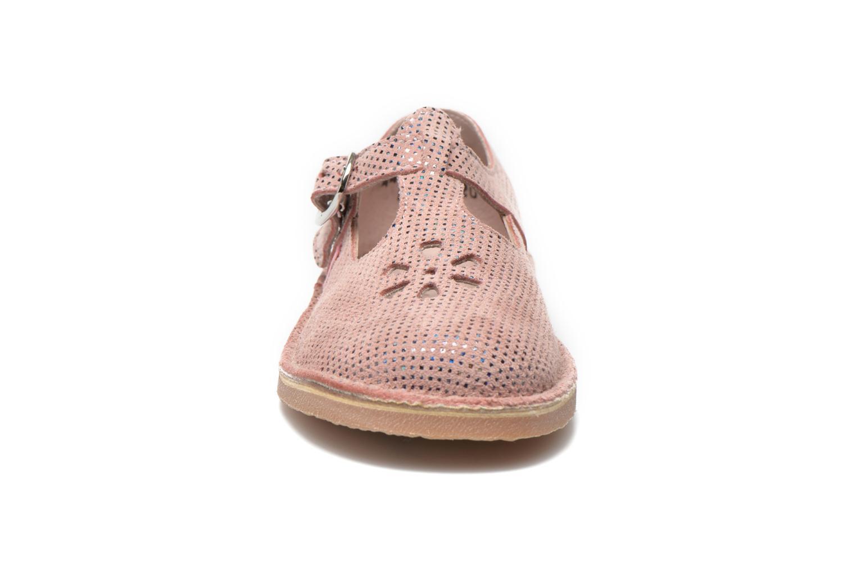 Ballerines Aster Dingo Rose vue portées chaussures