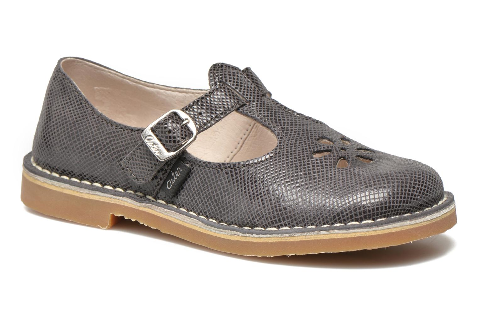 Ballet pumps Aster Dingo Grey detailed view/ Pair view