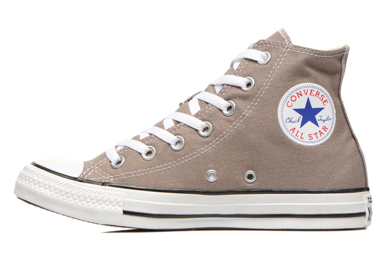 Sneaker Converse Chuck Taylor All Star Hi W beige ansicht von vorne