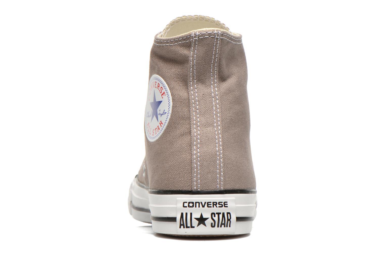 Sneakers Converse Chuck Taylor All Star Hi W Beige rechts