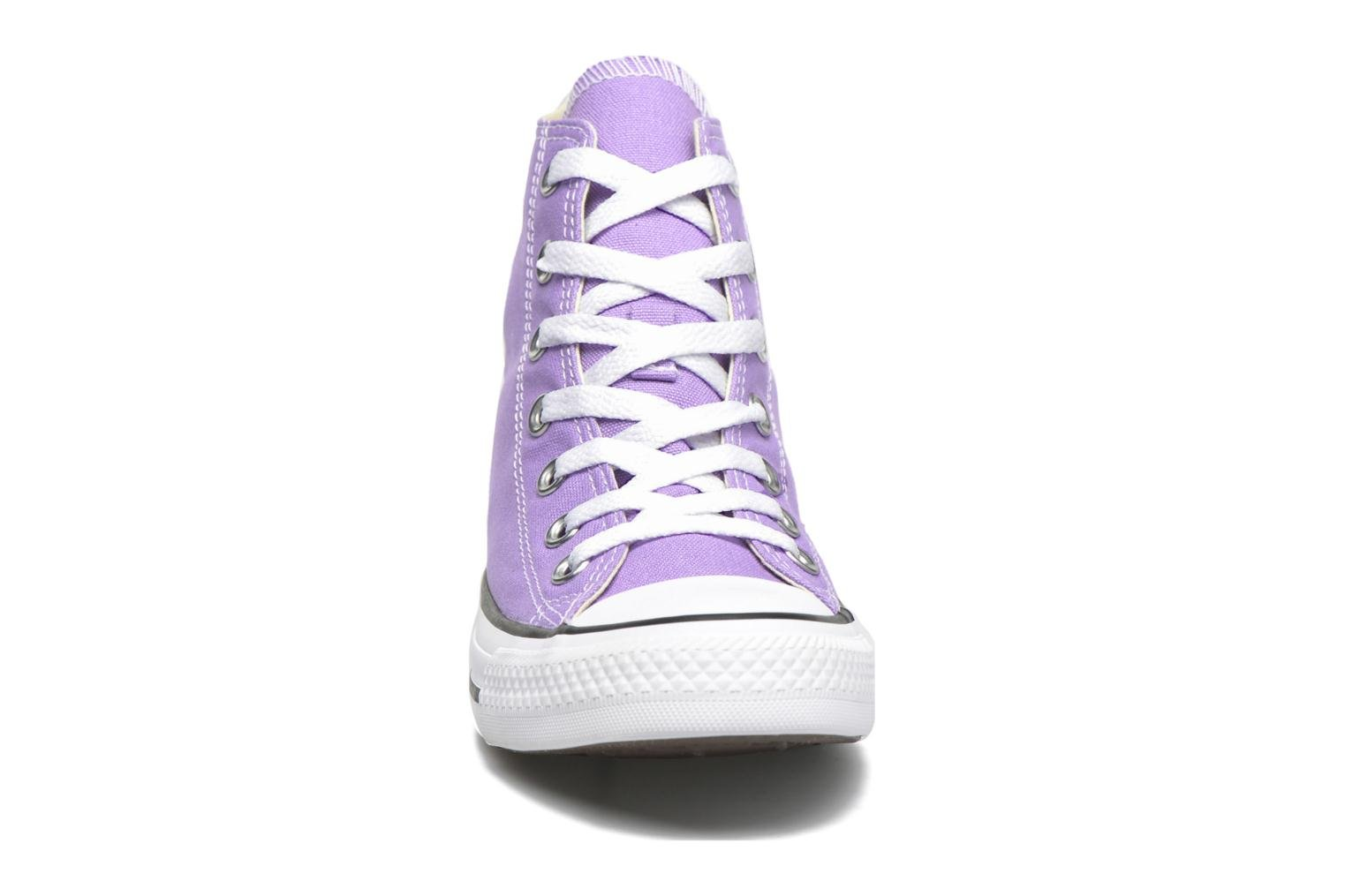 Sneakers Converse Chuck Taylor All Star Hi W Paars model