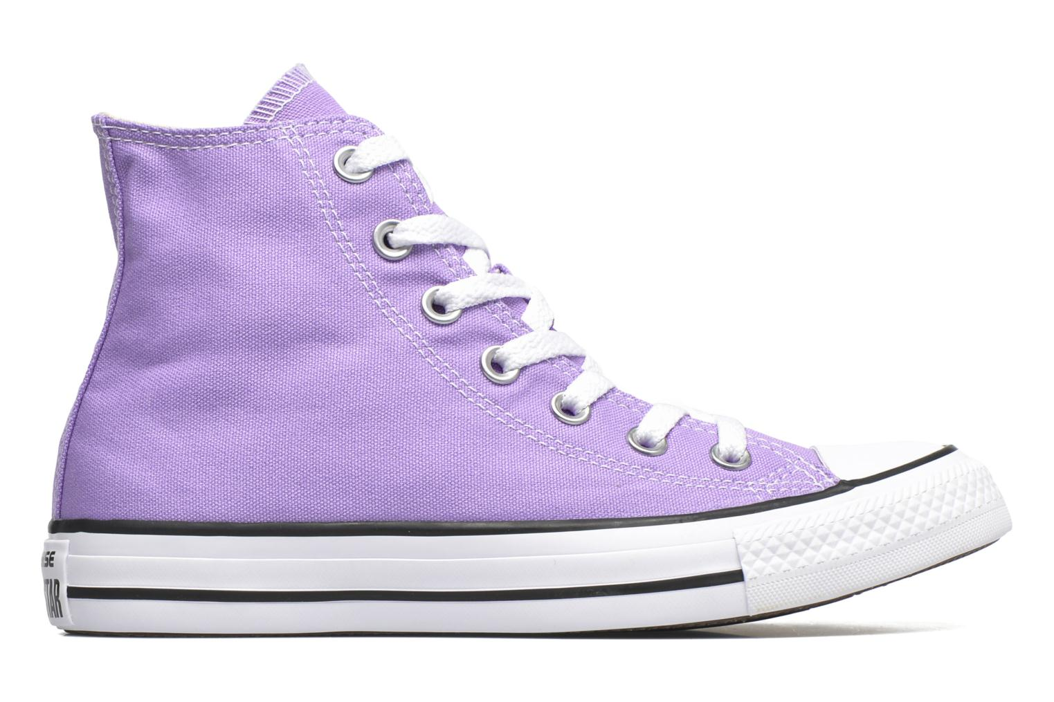 Sneakers Converse Chuck Taylor All Star Hi W Paars achterkant