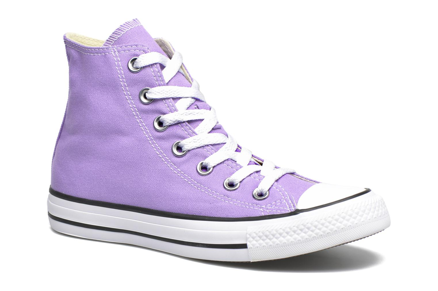 Sneakers Converse Chuck Taylor All Star Hi W Paars detail