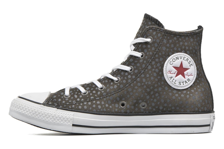 Baskets Converse Chuck Taylor All Star Hi W Noir vue face