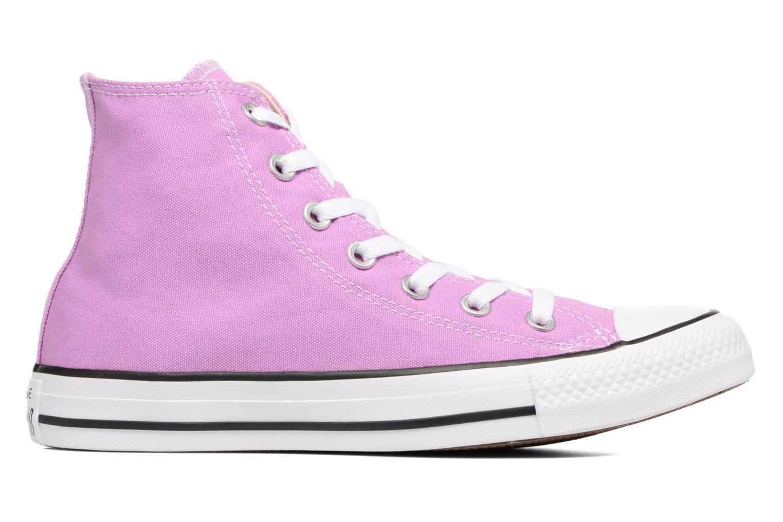 Sneakers Converse Chuck Taylor All Star Hi W Lila bild från baksidan