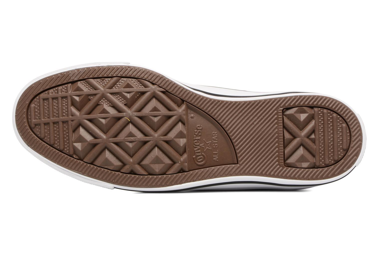 Sneakers Converse Chuck Taylor All Star Hi W Viola immagine dall'alto