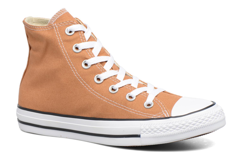 Sneaker Converse Chuck Taylor All Star Hi W braun detaillierte ansicht/modell