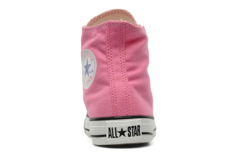 Sneakers Converse Chuck Taylor All Star Hi W Roze rechts