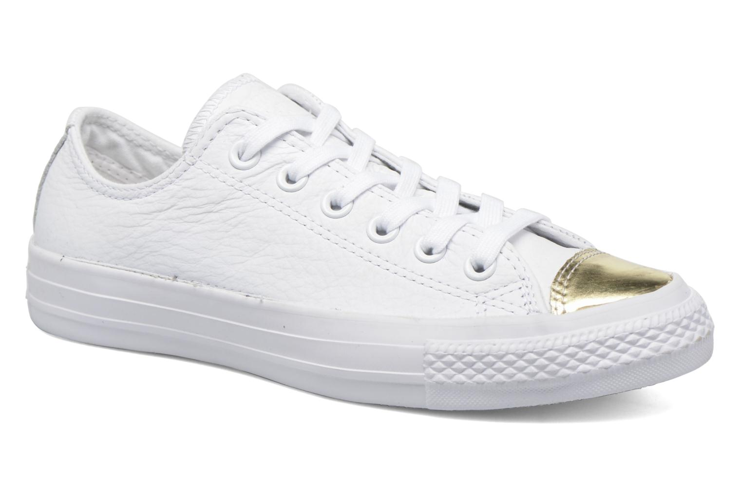 Chuck Taylor All Star Ox W White/Gold/White