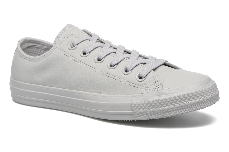 Sneaker Converse Chuck Taylor All Star Ox W grau detaillierte ansicht/modell