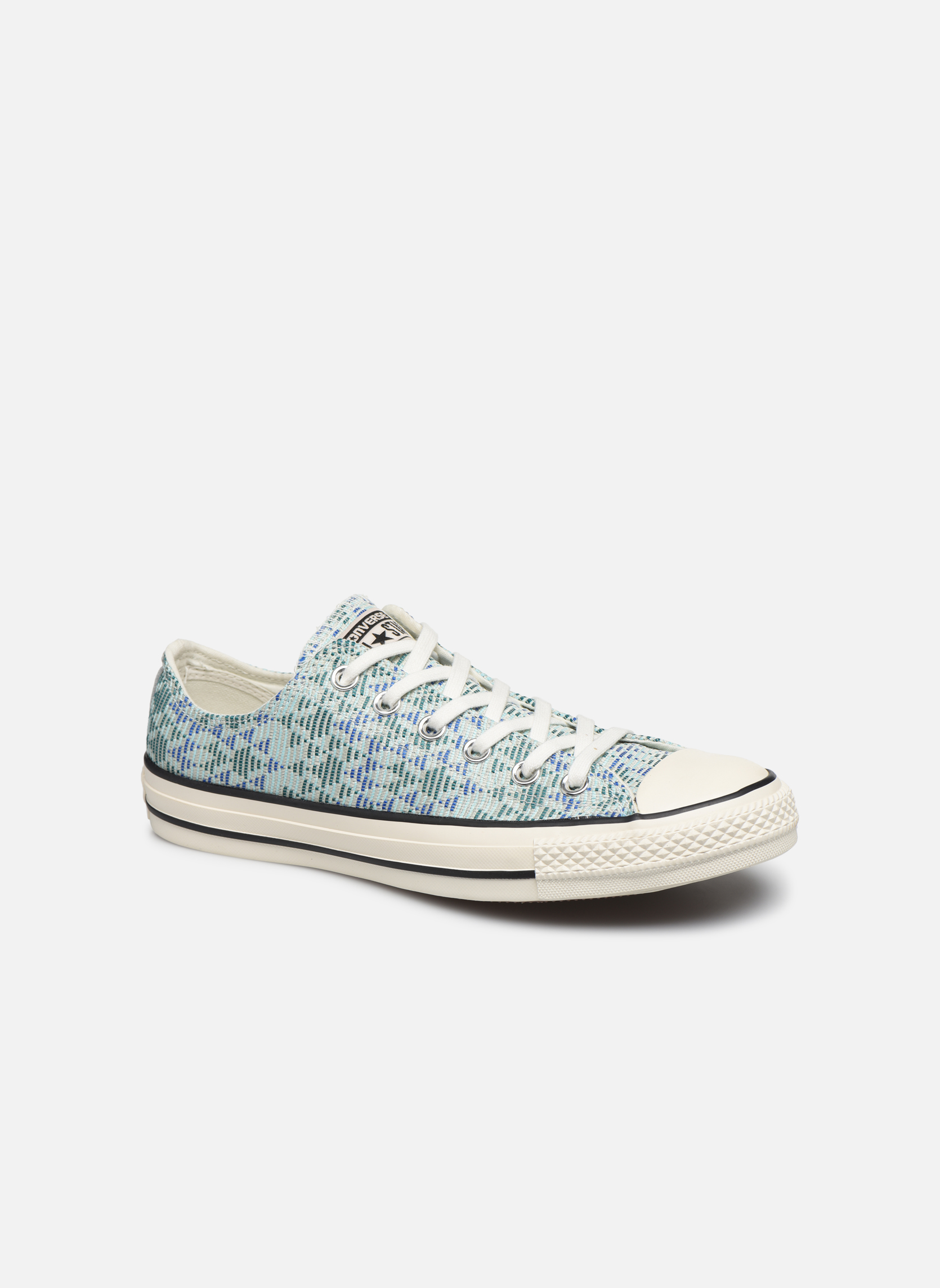 Sneakers Converse Chuck Taylor All Star Ox W Blauw detail