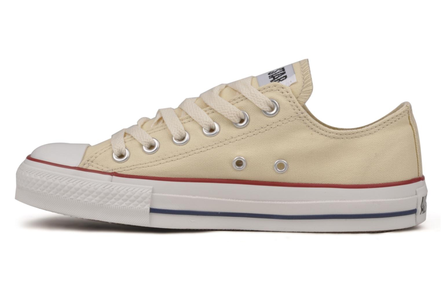 Trainers Converse Chuck Taylor All Star Ox W Beige front view