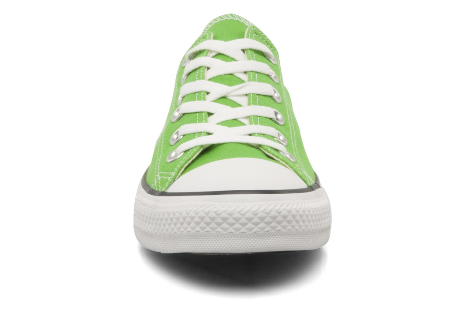 Trainers Converse Chuck Taylor All Star Ox W Green model view