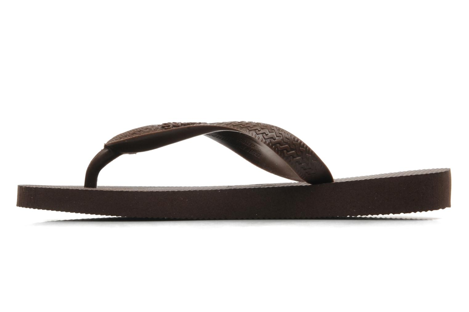 Tongs Havaianas Top F Marron vue face
