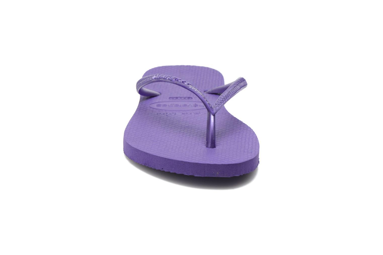 Slim Metallic Femme Purple/Purple