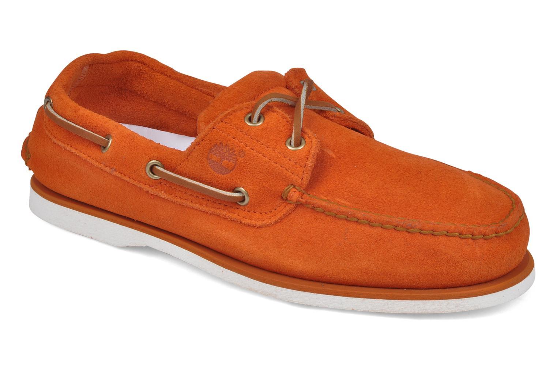 Classic  Boat  Classic 2 Eye Orange rust