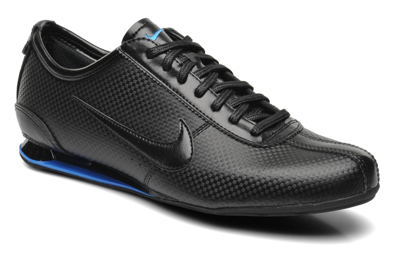 designer fashion 04260 936b4 ... Nike Shox Rivalry Black Black-Photo Blue ...