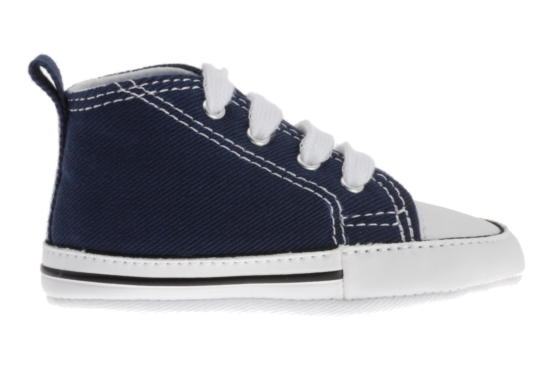 Sneakers Converse First Star Cvs Blå bild från baksidan