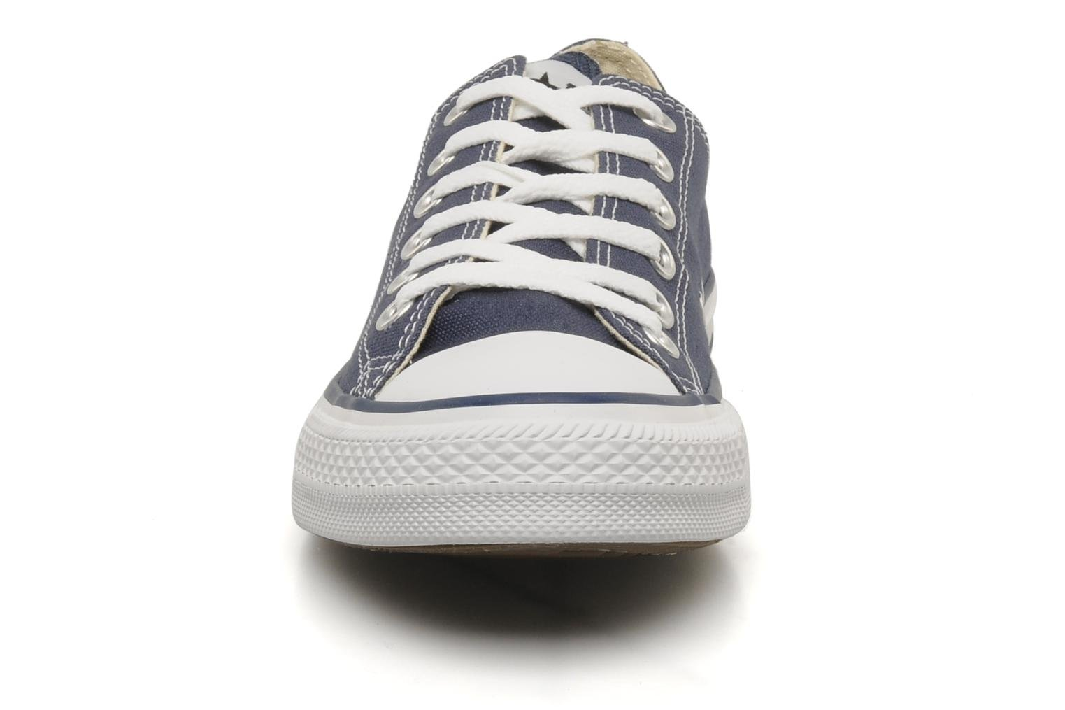 Trainers Converse Chuck Taylor All Star Ox M Blue model view