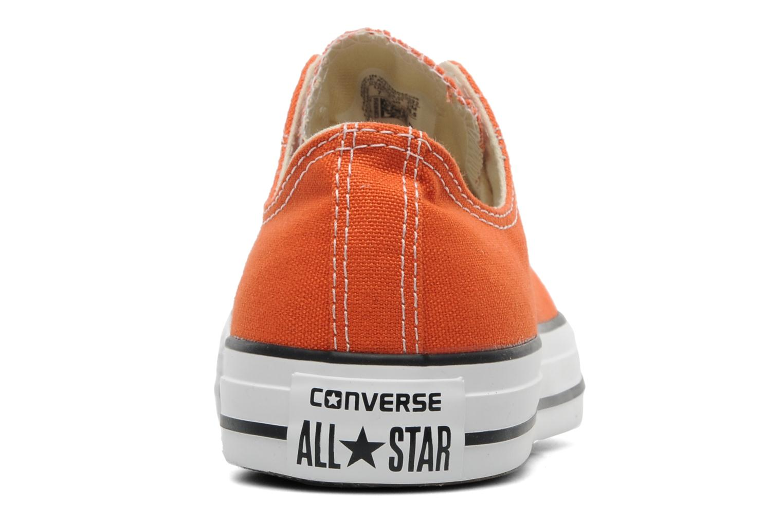 Chuck Taylor All Star Ox M Orange-17