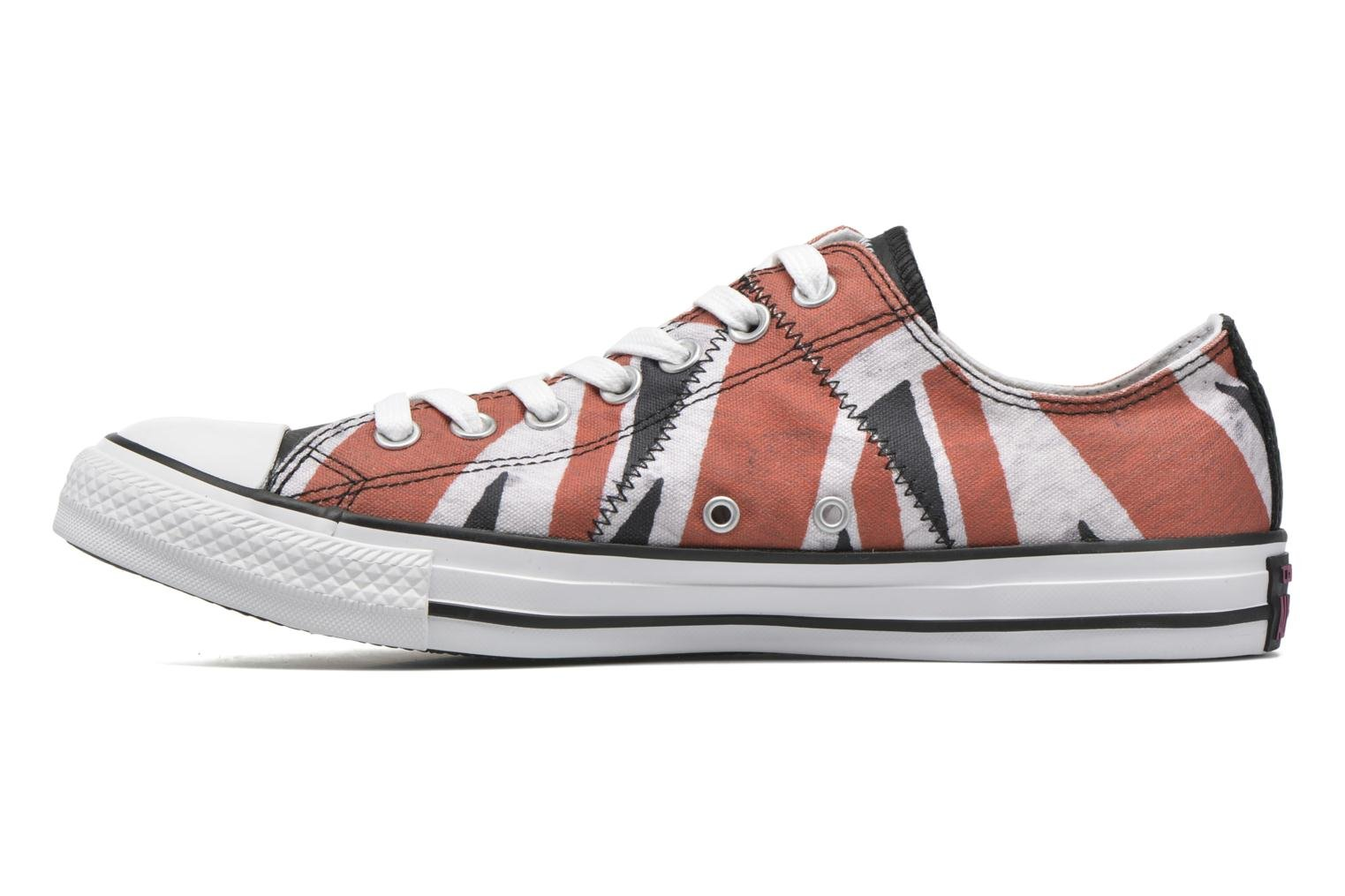 Chuck Taylor All Star Ox M White/red/black