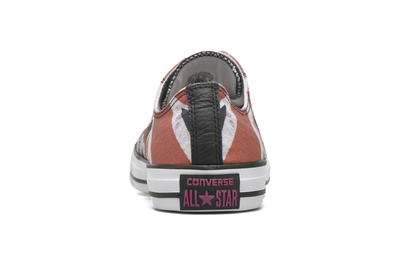 Sneakers Converse Chuck Taylor All Star Ox M Multicolor rechts