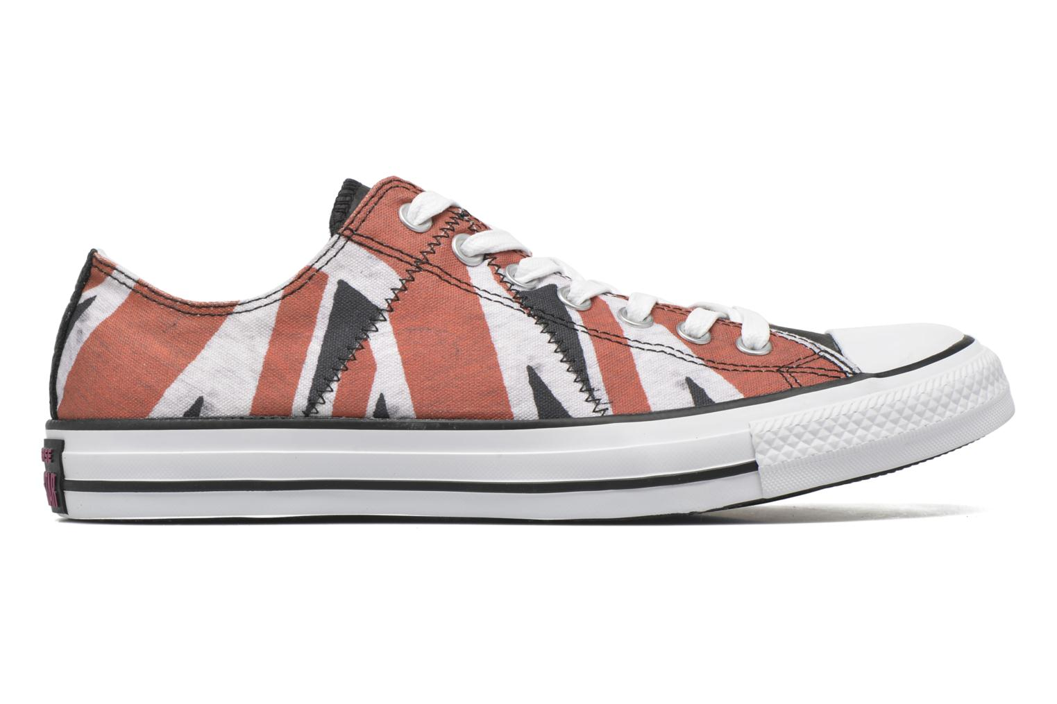 Sneakers Converse Chuck Taylor All Star Ox M Multicolor achterkant