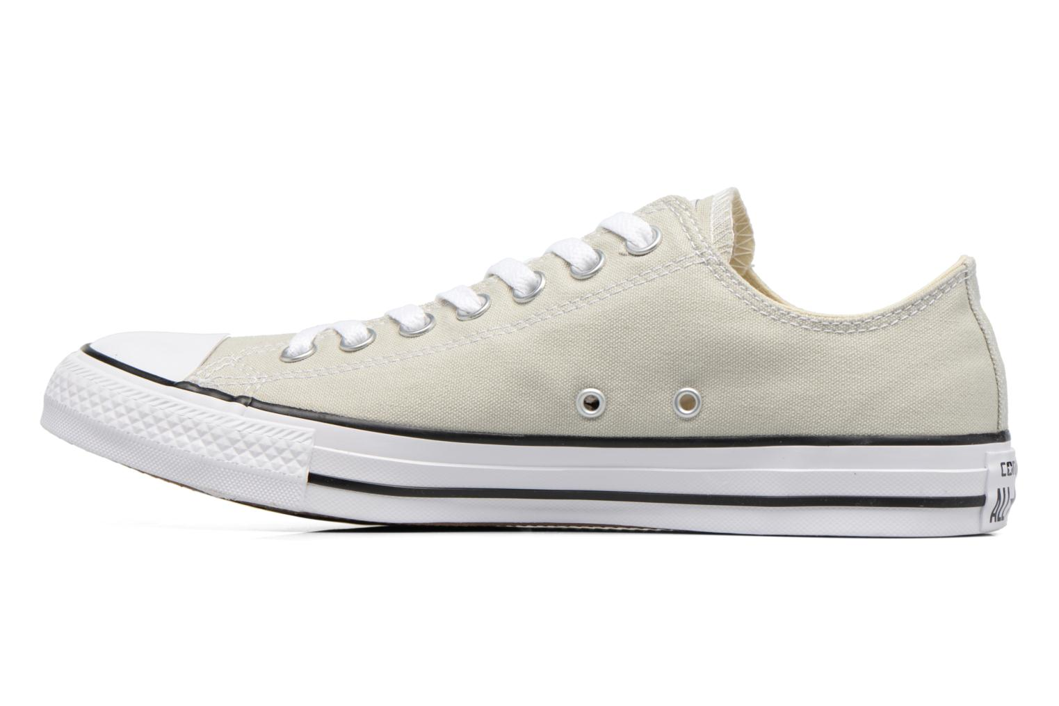 Trainers Converse Chuck Taylor All Star Ox M Beige front view