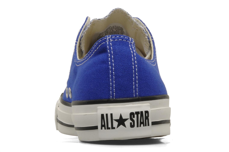Chuck Taylor All Star Ox M Bleu Pétant