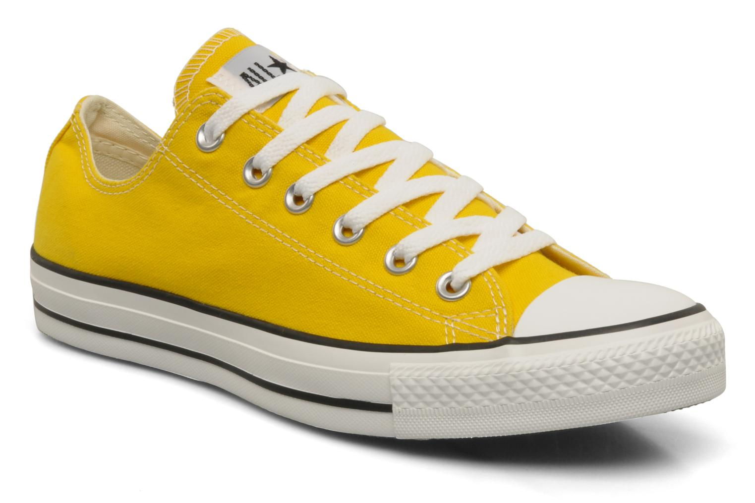 Chuck Taylor All Star Ox M Jaune Pétant