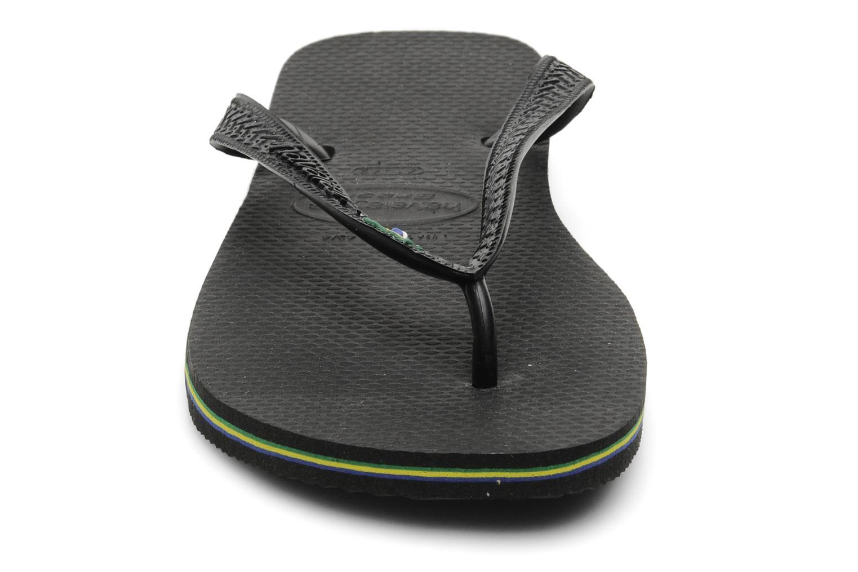Slippers Havaianas Brazil H Zwart model