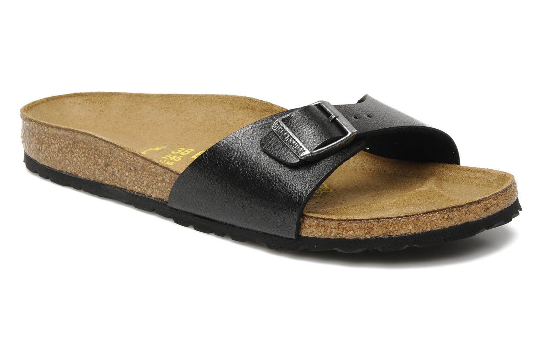 Zapatos especiales Birkenstock para hombres y mujeres Birkenstock especiales Madrid Flor W (Negro) - Zuecos en Más cómodo 68e110