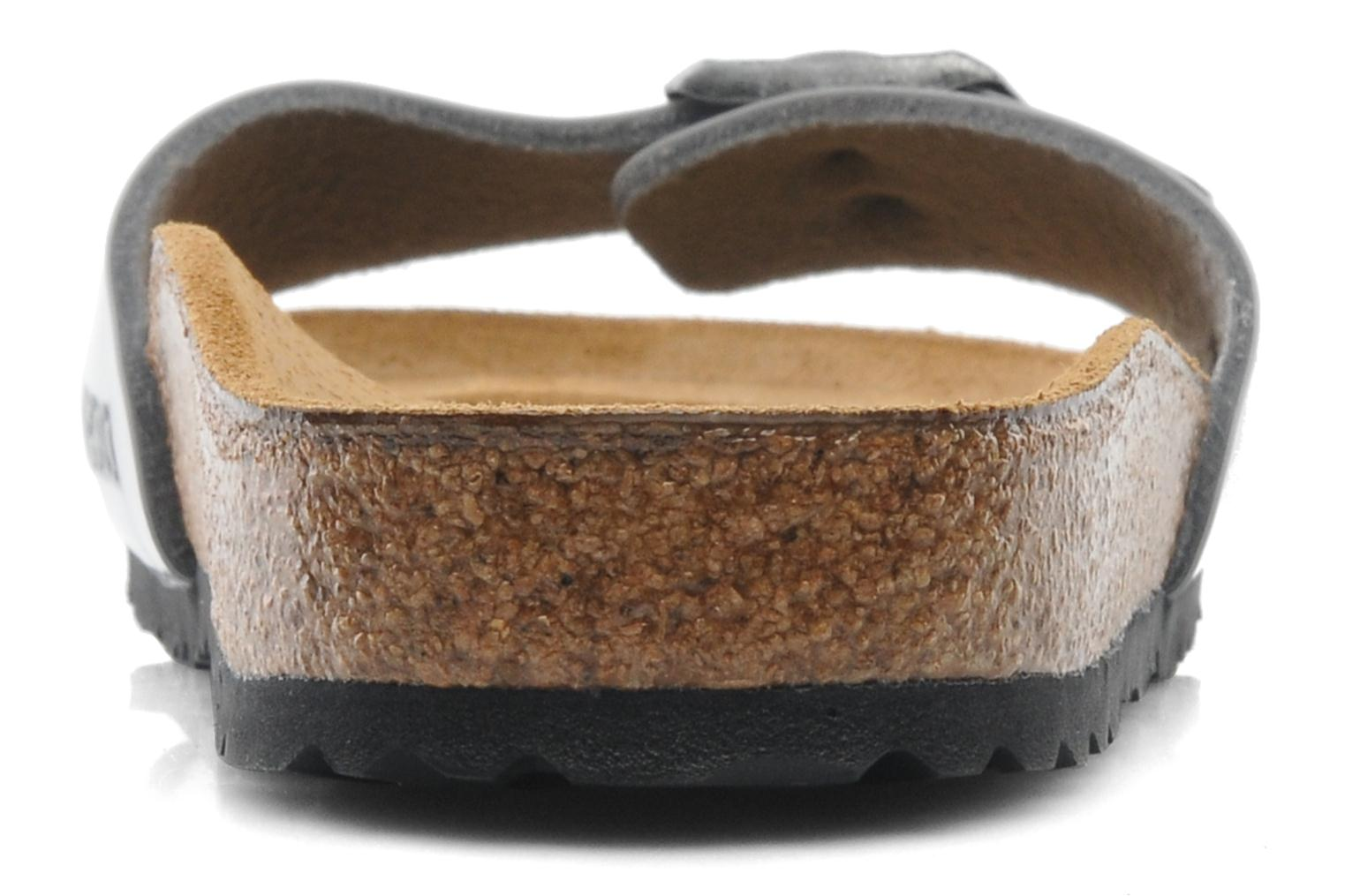 Mules & clogs Birkenstock Madrid Flor W Grey view from the right