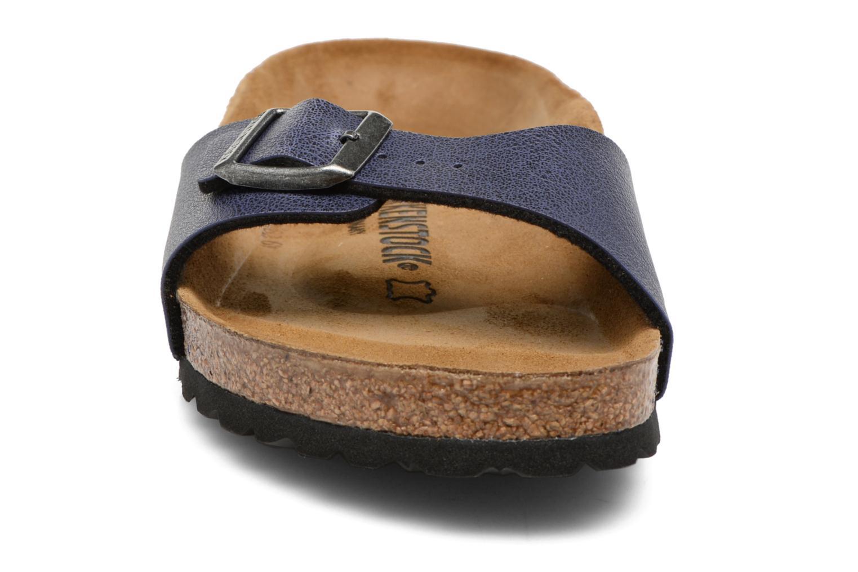 Träskor & clogs Birkenstock Madrid Flor W Blå bild av skorna på