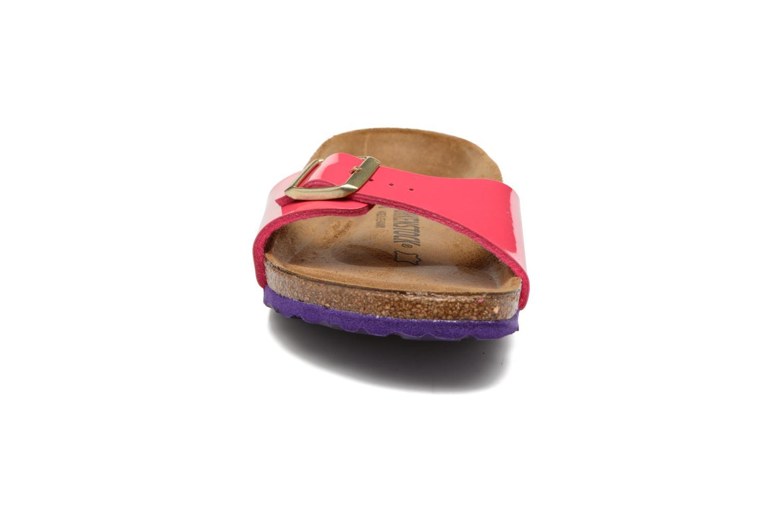 Träskor & clogs Birkenstock Madrid Flor W Rosa bild av skorna på