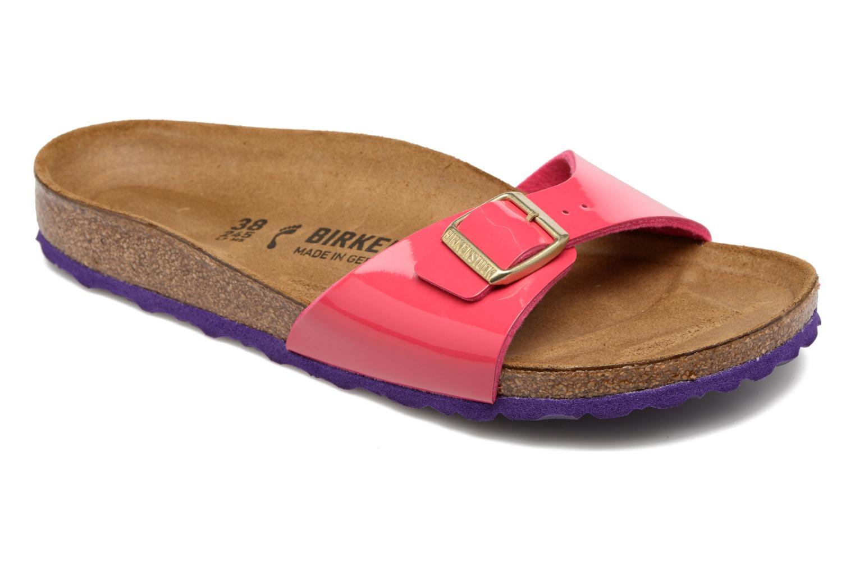 Madrid Flor W (Smal model) Vernis Pink LS Violet