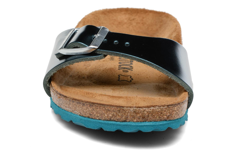 Träskor & clogs Birkenstock Madrid Flor W Grön bild av skorna på