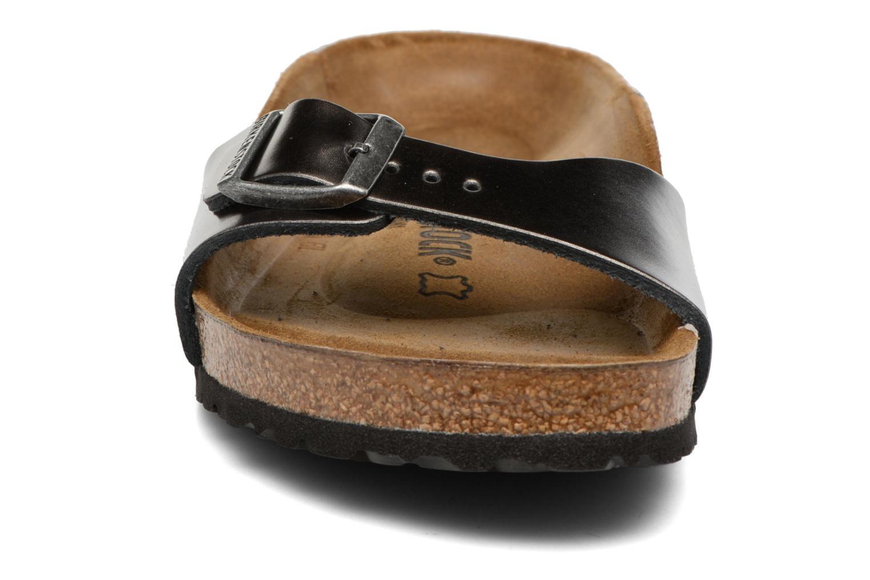 Träskor & clogs Birkenstock Madrid Flor W Grå bild av skorna på